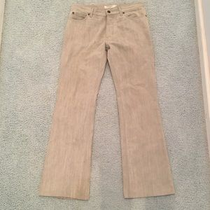 Authentic grey YSL jeans